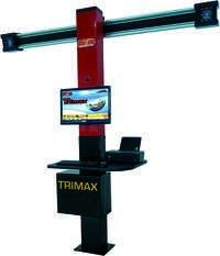 Trimax Wheel Aligner