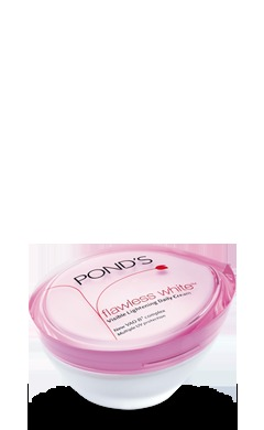 Ponds Flawless White Visible Lightening Day Cream SPF18
