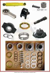 Heavy Duty Vehicle Components