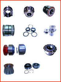 Truck Trailer Wheel Bearings and Hub Units