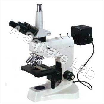 Portable Metallurgical Microscope
