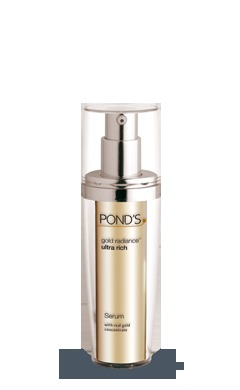 Ponds Gold Radiance Ultra Rich Day Serum
