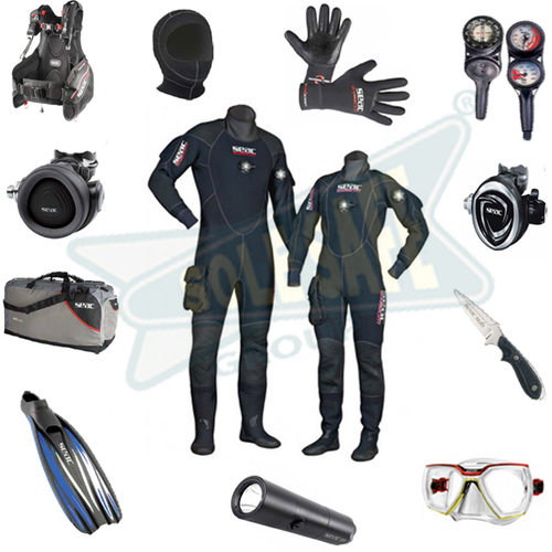 Under Water Diving Kit / Suit