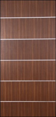 fancy laminate door