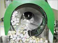 Pilfer Aluminum Bottle Caps