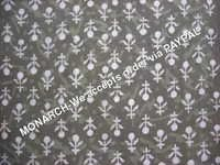 POLKA DESIGN COTTON FABRIC
