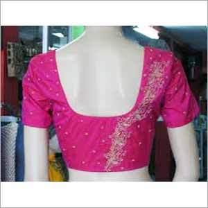 Custom Blouse Stitching Service