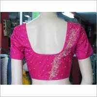 Custom Blouse Stitching Service