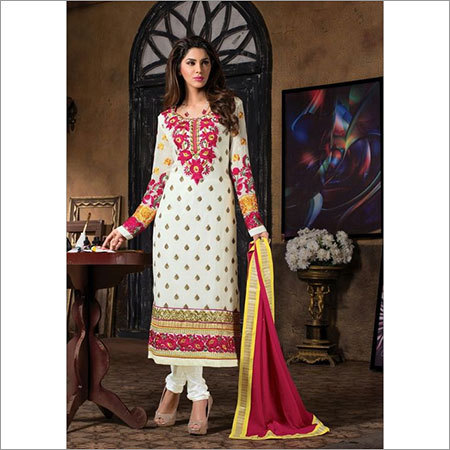 Pure Georgette Suit