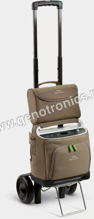 Plastic Simply Go Portable Oxygen Concentrator