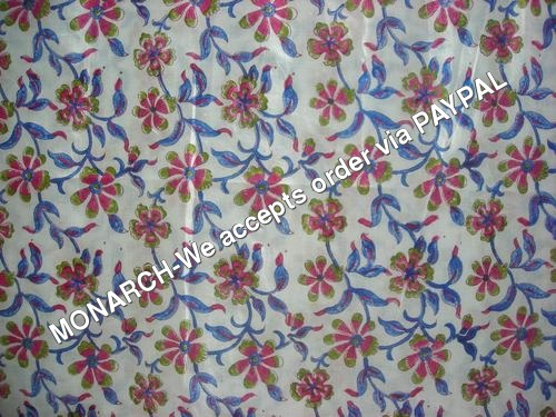 MUGHAL JAAL COTTON FABRIC