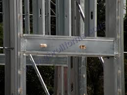 Light Weight Steel Building Channel