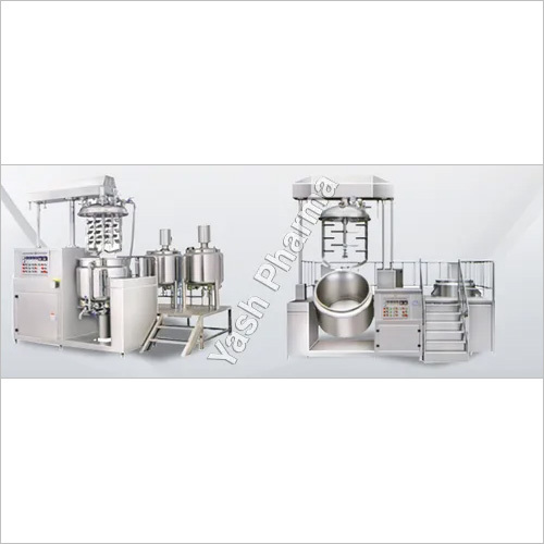 Pharma Cream Equipment