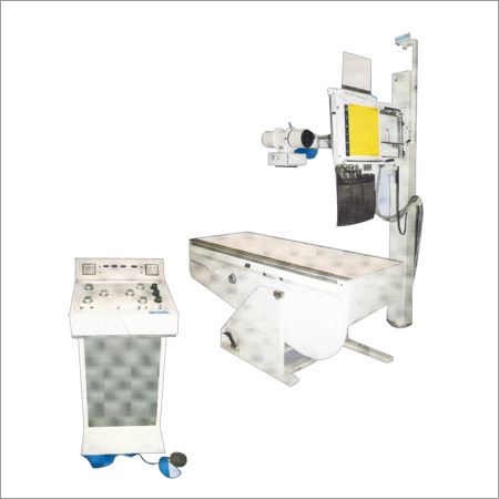 300/500 mA X-Ray Machine