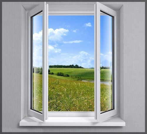 Opening Upvc Windows