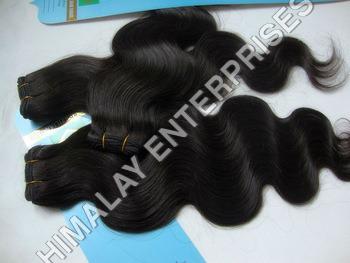 Brazilian Remy Wavy Hair Weft