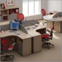 Wooden Modular Office Furnitures