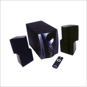 Portable Home Theater System