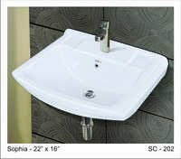 Wall Hang Wash Basin