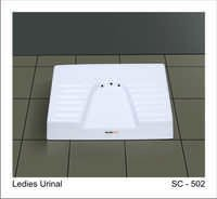 Ladies Urinal Pan