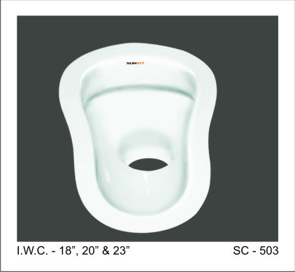 Ceramic Urinal Pot