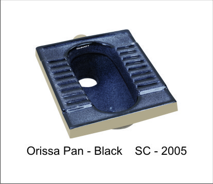 Color Orissa Pan