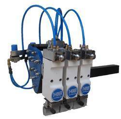 Triple Head Super Finishing Machine