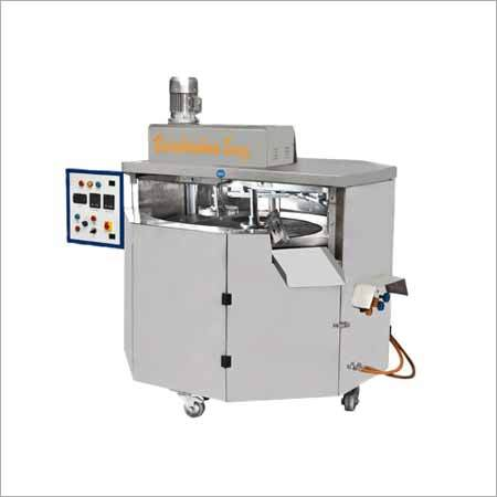 Fully Cooking Chapati Machine