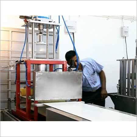 Paratha Making Machine