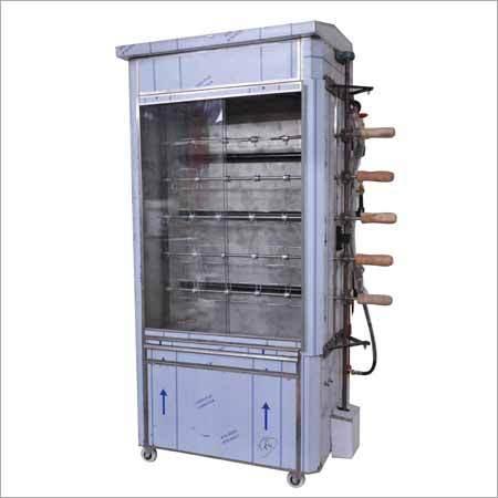 Chicken Grilling Machine
