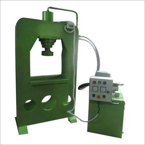 Precision Tile Press Machine