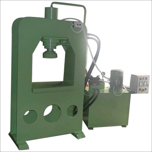 Automatic Hydraulic Tile Press