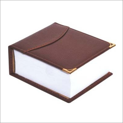 Business Memo Pad Holder