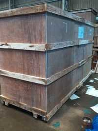 Plywood Box for Heavy Machineries