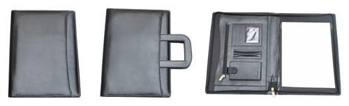 Folder with push up Handles