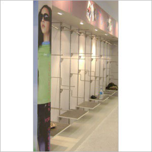 Commercial Metal Display Rack