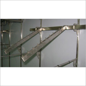 Metal Garment Display Rack