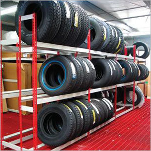 Customized Slotted Angle Rack