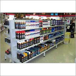 Commercial Supermarket Display Rack