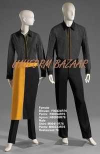 Waiter Service Uniform