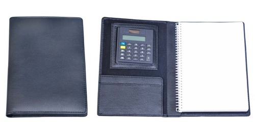 A/5 size Notebook with calculator