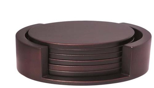 Oval sharp coaster