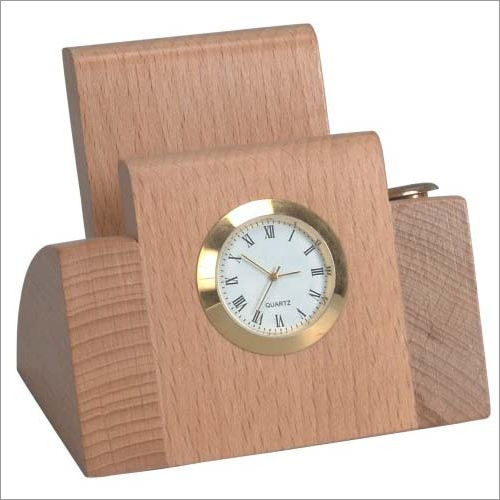 Wooden Table Watch