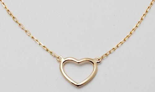 heart shape exquisite pendant