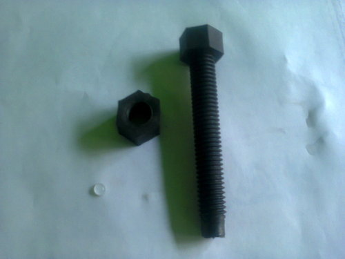 PP Nut Bolts