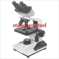 Trinacular  Phase Contrast Microscope