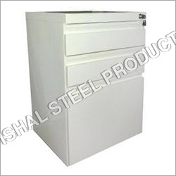 Metal Pedestal Drawer Units