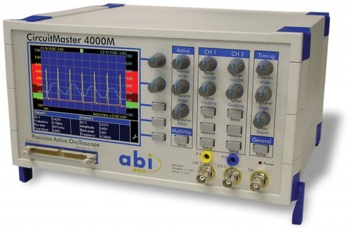 Precision Active Oscilloscope