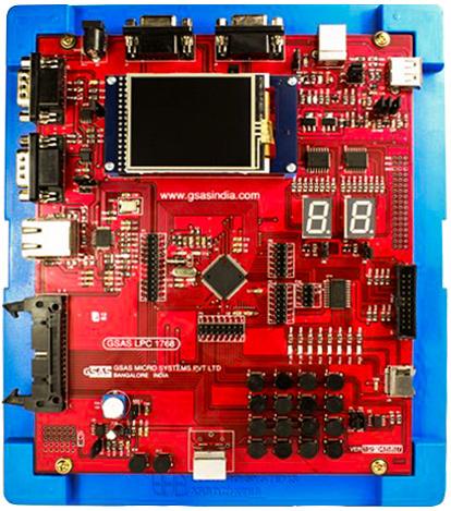 ARM Evaluation Boards