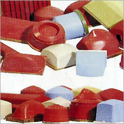 Silicon Rubber Pads